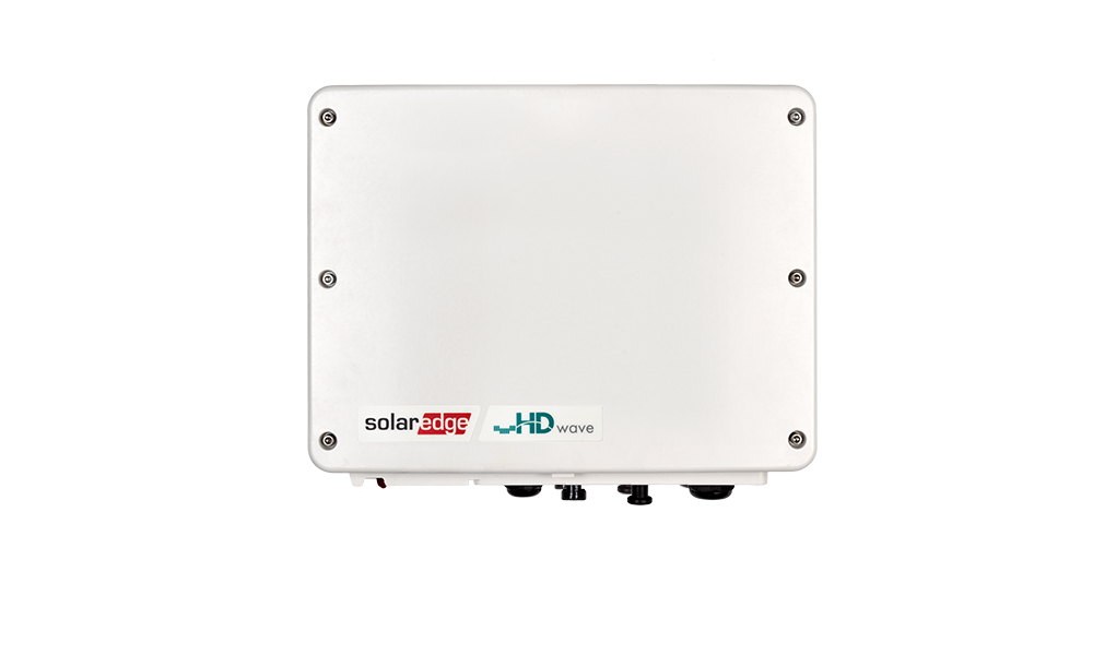 SolarEdge omvormer met optimizers