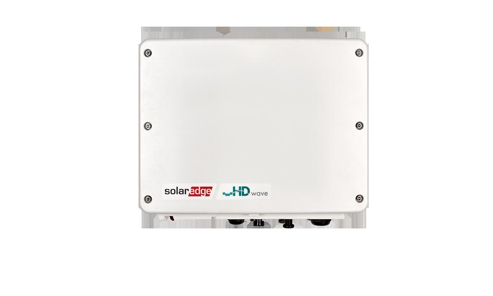 SolarEdge omvormer met optimizers