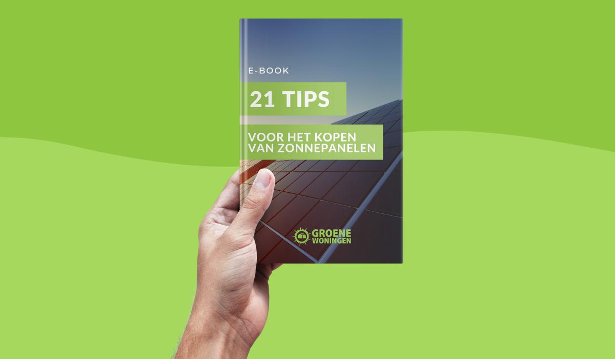 ebook 21 tips over zonnepanelen header