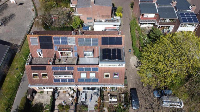 Leiden – 14 zonnepanelen Solarwatt glas-glas