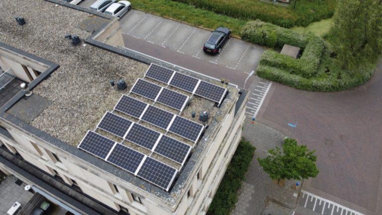 Noordwijk – 14 zonnepanelen Solarwatt glas-glas