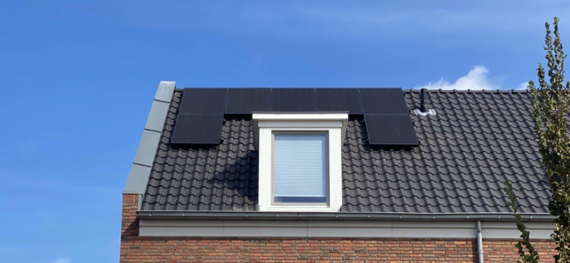 Krosse-Schaap zonnepanelen