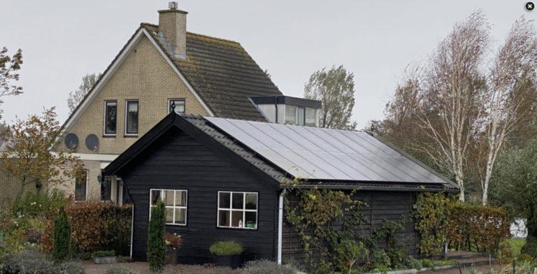 Valkenburg – 18 Solarwatt glas-glas zonnepanelen