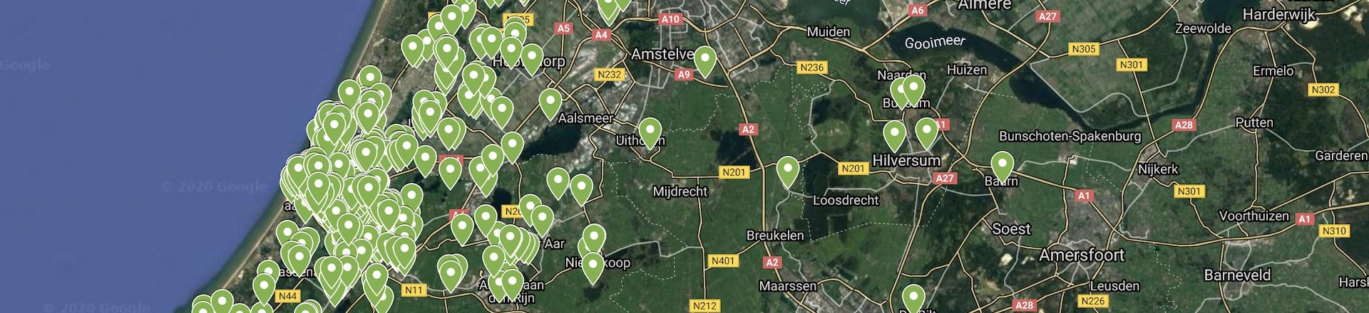 Projecten Groene-Woningen Nederland