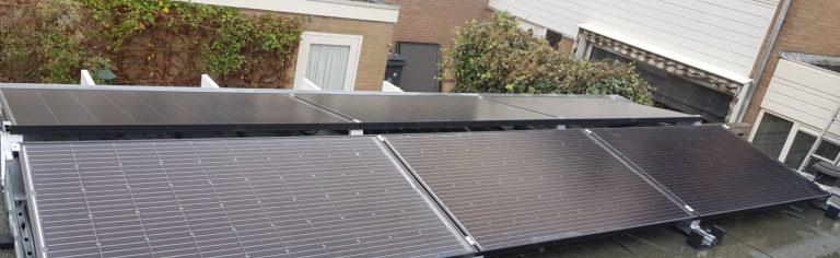 Katwijk – 12 Solarwatt glas-glas zonnepanelen plus APSystems micro-omvormers