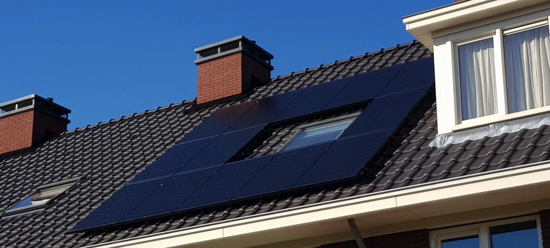 Familie Horck - 13 Solarwatt glas-glas zonnepanelen