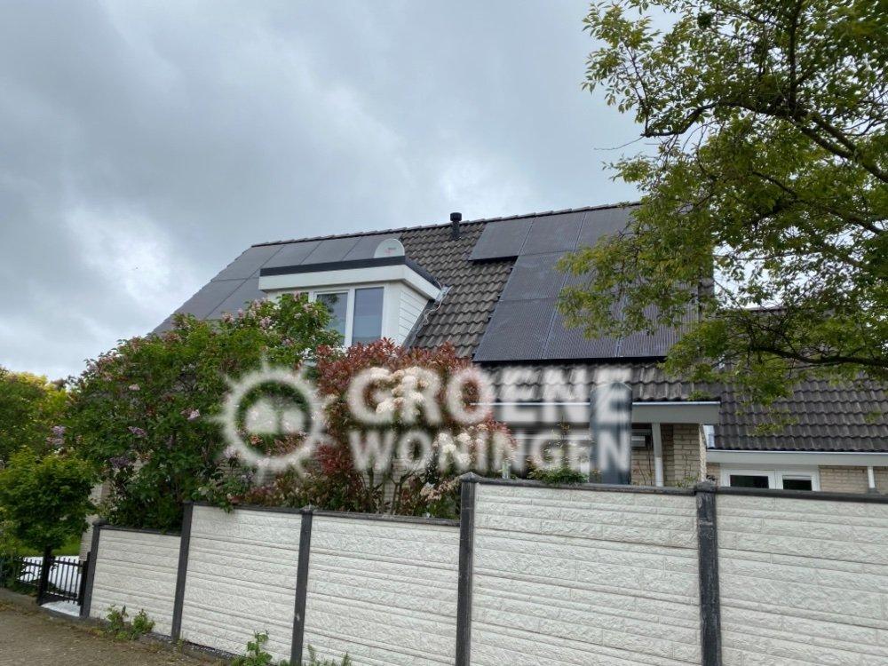 Zonnnepanelen Door Groene-Woningen Bij Jeroen Remy Zoetermeer