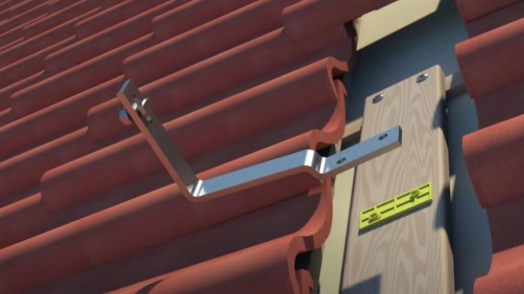 Valk Solar geschroefd montagesysteem schuine daken