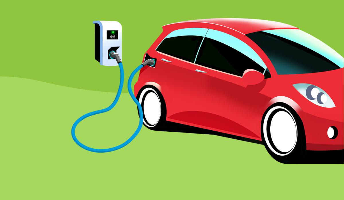elektrische auto opladen zonnestroom