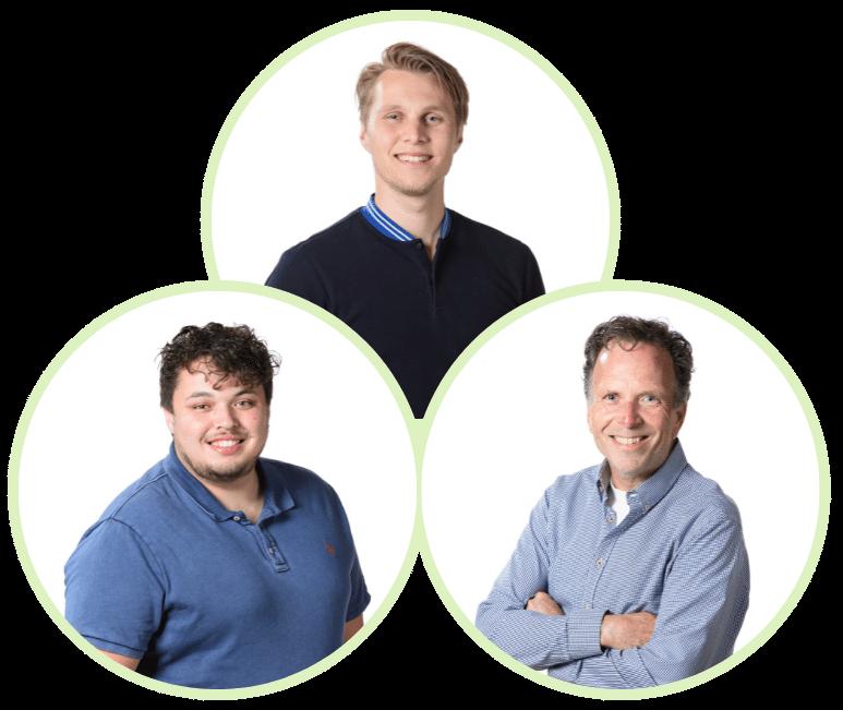 Sales team Groene-Woningen